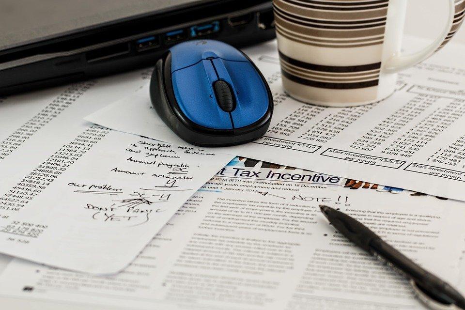 A tax document