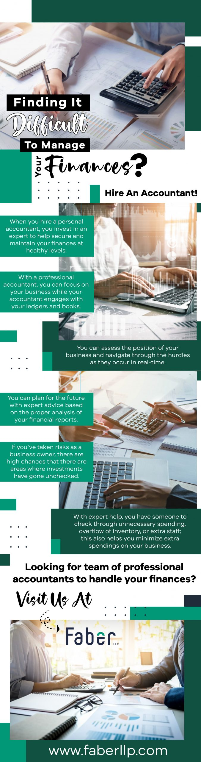 Finding it Difficult to Manage your Finances - Infographic